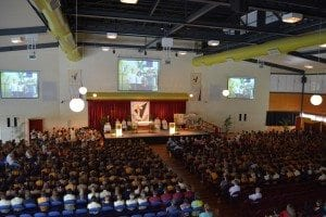 30 Year Celebration - Feast Day Mass 1